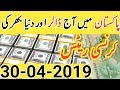 Today currency rate in Pakistan ||Open market rate ||US dollar rate In Pakistan .