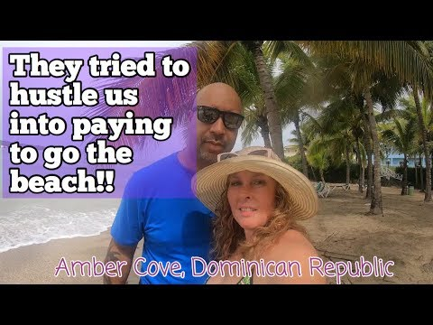 CARNIVAL MAGIC FEB 2019 | AMBER COVE, DR | VISIT TO THE LOCAL BEACH