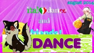 italo dance and trance hands up  -  (BEST OF AUGUST 2014) MIX #22 HD
