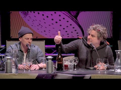 Politiek Café ZOUT, Frank Lammers en Mike Weerts