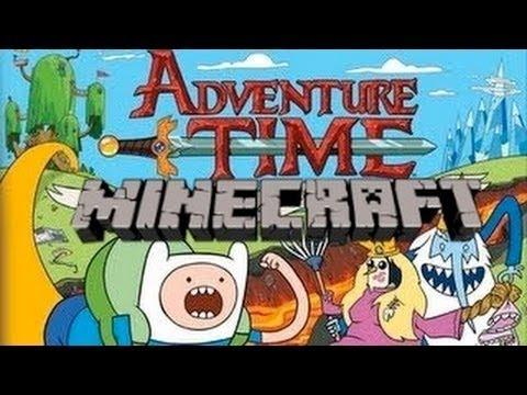 Descargar E Instalar Pack De Texturas De Hora De Aventura Para Minecraft Titoelectrotroll Youtube