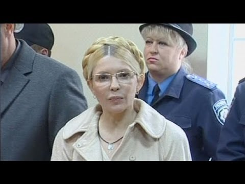 Tymoshenko loses appeal against jail sentence