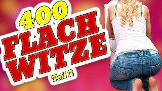 400 Flachwitze - Teil 2