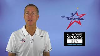 PADEL CERTIFICATION IN THE USA: CEO USPTA Mr. Embree showcases Padel Certification