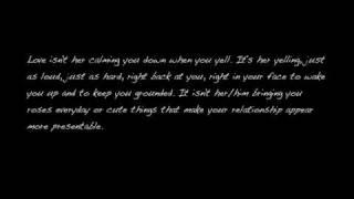 Definition of Love - Andrew Landon