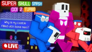 Super Skull Smash GO! 2 Turbo Launch Livestream