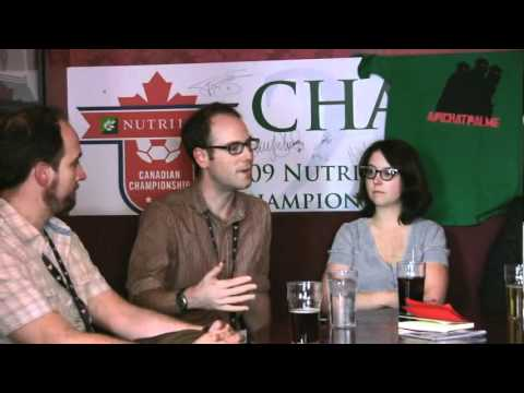 TIFF Roundtable 2010 - Part 1