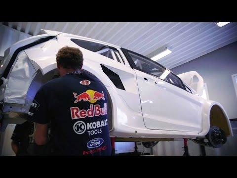Сборка автомобиля к гонкам