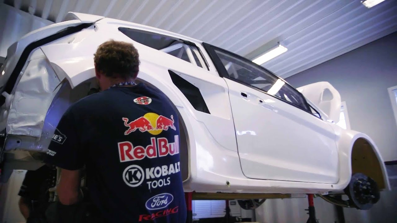Building a Winning Rallycross Car - YouTube