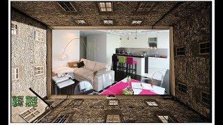 видео Дизайн столовой гостиной в частном доме: деревянном, загородном - фото, советы