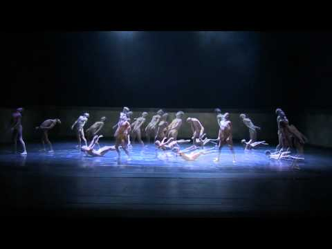 Le sacre du printemps by Edward Clug with Maribor Ballet  - premiere 13. 4. 2012
