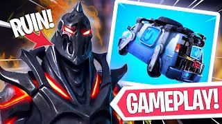 GROTE UPDATE!! RESPAWN MET REBOOT VAN & RUIN SKIN LEAKED! GRATIS ITEMS MET LTMS in FORTNITE!