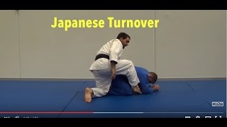 Highly effective Japanese Turnover by Ivo dos Santos