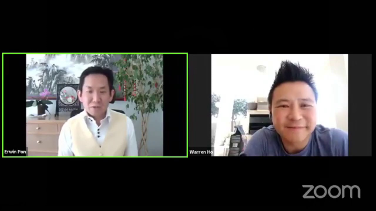 TCA Heritage Day 2020 Online Celebrations - Interview with WARREN HO