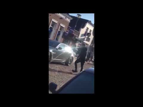 Polish Man vs Dutch Police