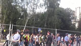CSKAのスタジアム、アレーナ・ヒムキの周辺
