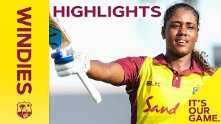 Windies Women v South Africa 3rd ODI 2018 | Full Highlights