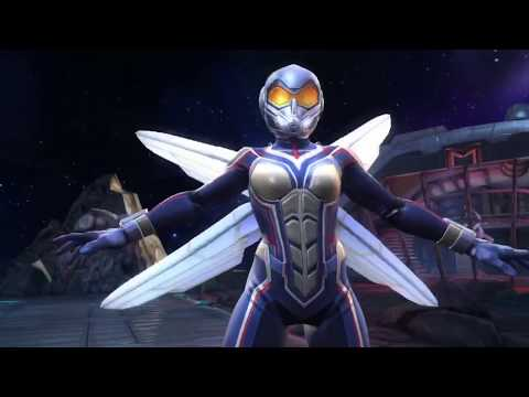 WASP best Female science Queen? | Marvel contest of champions