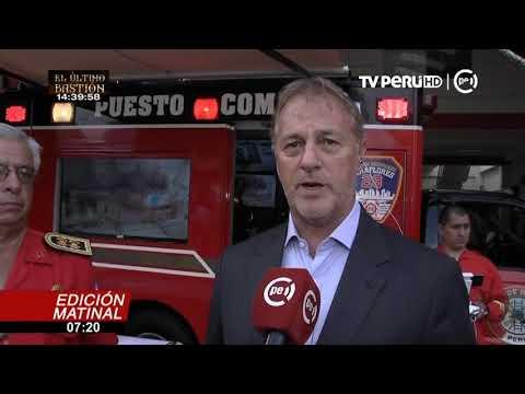 """Jorge Muñoz sobre Referéndum 2018: """"La gente quiere una profunda reforma política"""""""