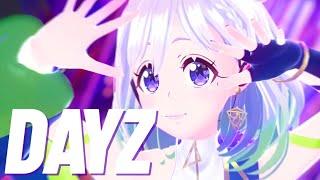 YouTube動画:YuNi MV 「DAYZ」