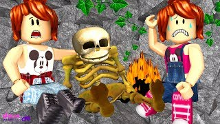 ROBLOX-ALONE! The RESCUE has FORSAKEN US (The Campfire)