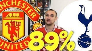 Манчестер Юнайтед Тоттенхэм Прогноз / Прогнозы на Спорт / МЕСТЬ ЖОЗЕ!!!