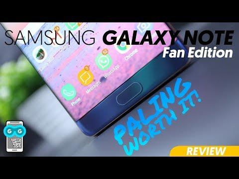 Sekarang Jadi Samsung Paling Worth It? Review Samsung Galaxy Note FE