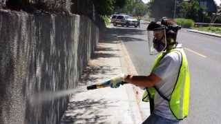 Graffiti Removal - Melrose