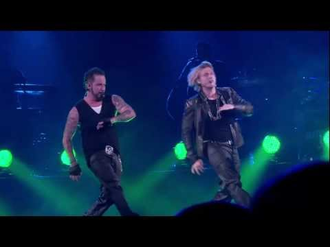 Backstreet Boys - The Call (Live at O2 Arena - NKOTBSB tour - 04.29.2012)