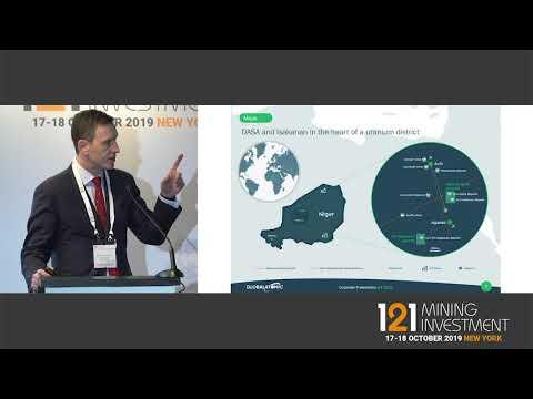 Presentation: Global Atomic Corporation - 121 Mining Investment New York Autumn 2019