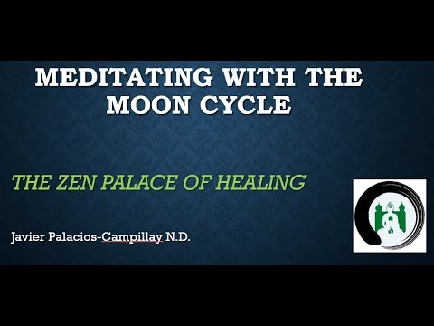 New Moon Meditation | How the Moon affects our body | Online Naturopathic Doctor