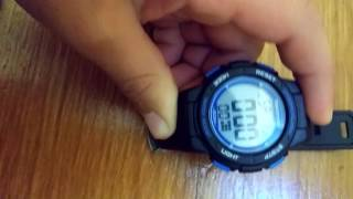 Timex watch tutorial