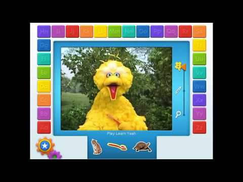 Elmo Loves ABCs TUVWXYZ