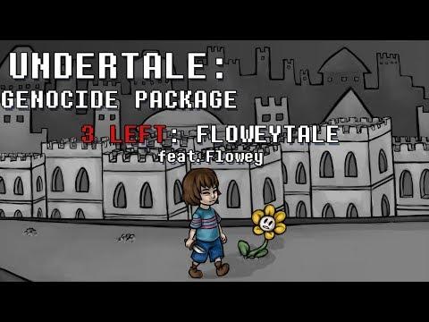 Undertale Genocide Package - Floweytale