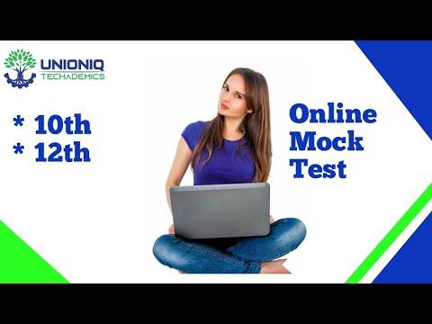 Unioniq Techademics - 10th &12th - Online Free Mock Test