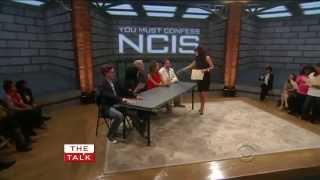 NCIS Cast on The Talk