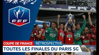 Coupe de France, finale : toutes les finales du Paris Saint-Germain I FFF 2018