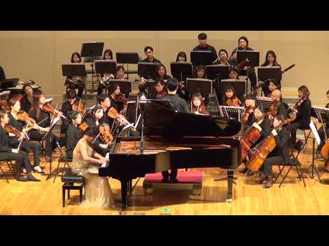 Beethoven Piano Concerto No.3 in C minor, Piano 이민하