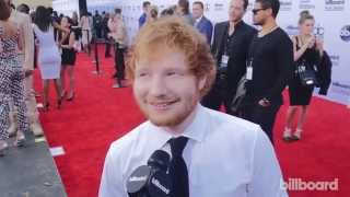 Ed Sheeran on 'Photograph' , 'Bloodstream' Performance & Tour: 2015 Billboard Music Awards