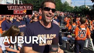 Tailgate Fan: Auburn University