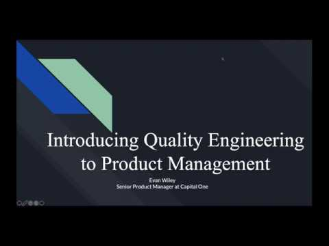 How Quality Engineering Meets Product Management