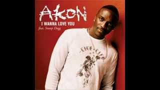 AKON & SNOOP DOGG - I WANNA LOVE YOU (DIRTY VERSION) - STRUGGLE EVERYDAY