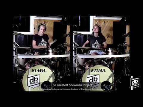 The Greatest Showman Project - (COPYRIGHT DISCLAIMER The Drum Academy does not own this material)