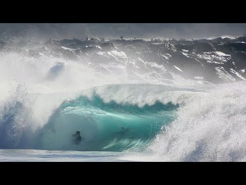 The Wedge | October 23rd | 2017 (RAW FOOTAGE)