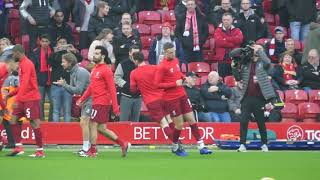 Before the game : Liverpool FC VS Newcastle United(Part II)