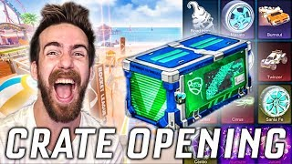 LIVE IMPACT CRATE OPENING AFTER RLCS FINALS!