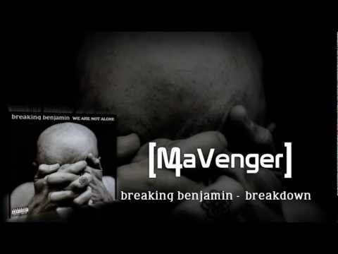 Breaking Benjamin - Breakdown [Audio HQ]