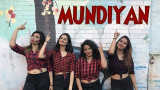 Mundiyan Dance Video | Wenom Choreography | Baaghi 2 | Tiger Shroff & Disha Patani