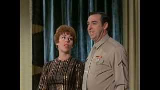 Jim Nabors & Carol Burnett singing a medly