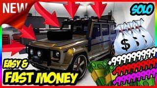 *EASY* *SOLO* | MONEY | DUPLICATE MODDED DUBSTA 2 CARS IN GTA 5 ONLINE | 1.44 |